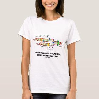 あなた一流または生命の繊維のラギングはですか。 Tシャツ
