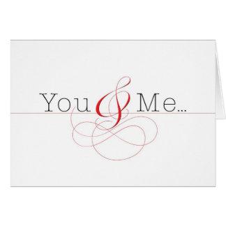 あなた及び私 カード