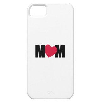 あなた自身のお母さんのギフトを作成して下さい-それを個人化して下さい! iPhone SE/5/5s ケース