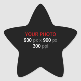 あなた自身のカスタムなステッカーの星を作成して下さい 星シール