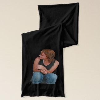 あなた自身のカスタムなデザイナースカーフを作成して下さい スカーフ