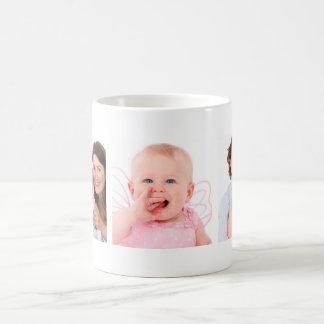あなた自身のカスタムな写真を作成して下さい コーヒーマグカップ