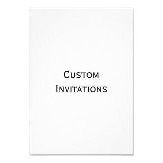 あなた自身のカスタムな招待状を作成して下さい 8.9 X 12.7 インビテーションカード
