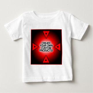 あなた自身のカスタム、名前入り、およびユニーク作成して下さい ベビーTシャツ
