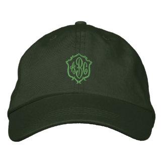 あなた自身のカッコいいによって刺繍されるチーム野球帽を作成して下さい 刺繍入りキャップ