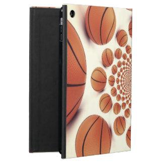あなた自身のバスケットボールのiPpadの空気箱を作成して下さい iPad Airケース