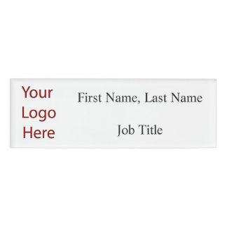 あなた自身のビジネスを設計して下さい 名札