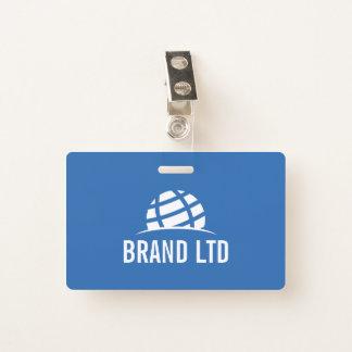 あなた自身のビジネス会社のロゴを作成して下さい バッジ
