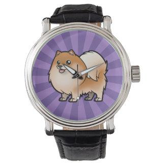 あなた自身のペットを設計して下さい 腕時計
