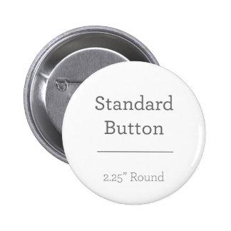 あなた自身のボタンを作って下さい 5.7CM 丸型バッジ