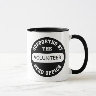 あなた自身のユニークな有志のチームギフトを作成して下さい マグカップ