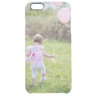 あなた自身の写真のinstagramの母の日のゆとりを加えて下さい クリア iPhone 6 plusケース