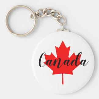 あなた自身の名前入りなカナダのアメリカハナノキの葉を作成して下さい キーホルダー