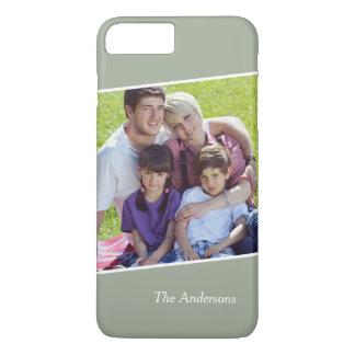 あなた自身の感謝祭の家族写真を作成して下さい iPhone 8 PLUS/7 PLUSケース