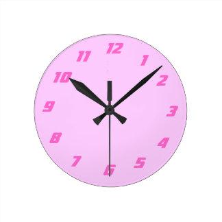 あなた自身の時計を作成して下さい ラウンド壁時計