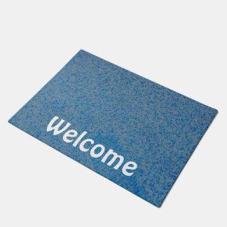 あなた自身の歓迎されたドア・マットを作成して下さい ドアマット