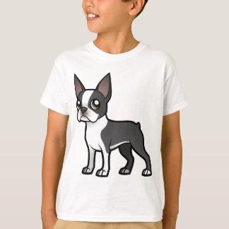 あなた自身の漫画ペットを作って下さい Tシャツ
