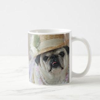 あなた自身の種類の美しいパグのマグがあって下さい コーヒーマグカップ