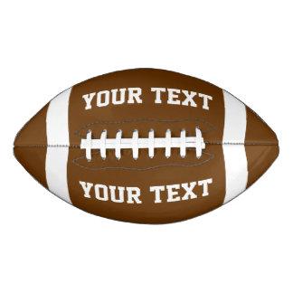 あなた自身の習慣を作成して下さい アメリカンフットボール