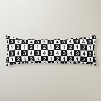 あなた自身の習慣4の写真の体の枕を作成して下さい ボディピロー