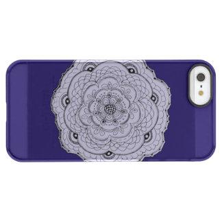あなた自身の色のレースのかぎ針編みの花を選んで下さい PERMAFROST iPhone SE/5/5sケース