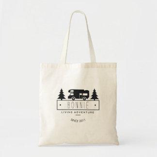 あなた自身の  RVキャンプ旅行RVer RVingを作成して下さい トートバッグ