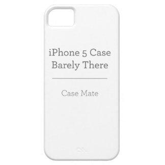 あなた自身のiPhone 5の場合を作って下さい iPhone 5 Case-Mate ケース