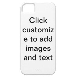 あなた自身のiPhone 5の場合を作成して下さい iPhone 5 ベアリーゼアケース