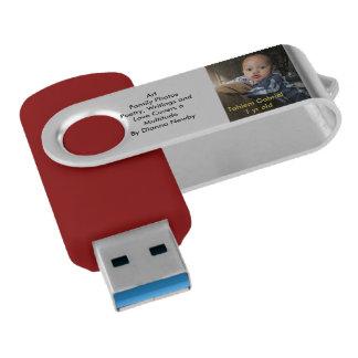 あなた自身のUSBのフラッシュを運転させます USBフラッシュドライブ