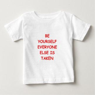 あなた自身 ベビーTシャツ