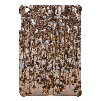 あふれられた綿のワタ属分野 iPad MINIケース
