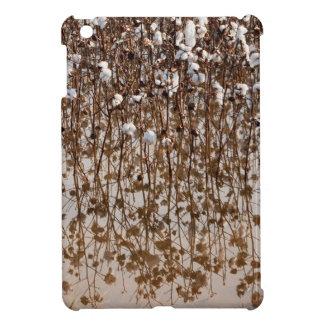 あふれられた綿のワタ属分野 iPad MINI カバー