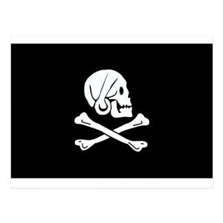 あらゆるヘンリーの海賊旗 ポストカード