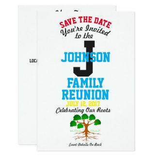 あらゆる日付とのどの一流の家族会でも- カード