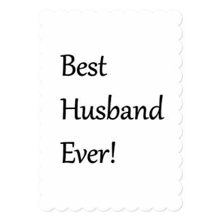 あらゆる最も最高のな夫 カード