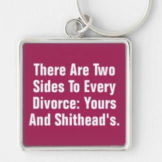 あらゆる離婚へ双方が…あります キーホルダー