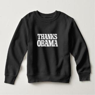 ありがとうオバマ スウェットシャツ