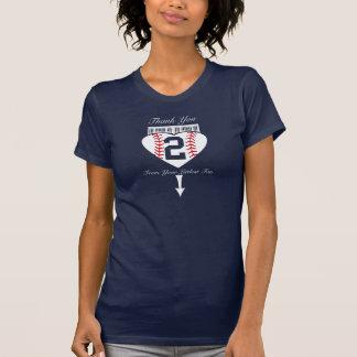 ありがとう及び発表 Tシャツ