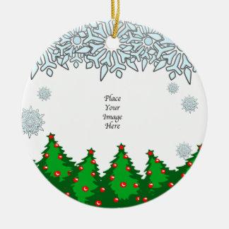 ありがとう! クリスマスツリーのオーナメント セラミックオーナメント