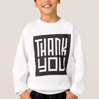 ありがとう スウェットシャツ