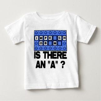 """あります""""A """" ベビーTシャツ"""