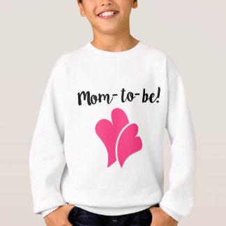 あるお母さん スウェットシャツ