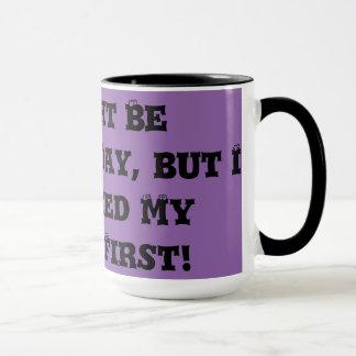 あるかもしれません母の日は….必要性のコーヒー最初マグ マグカップ