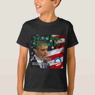 あるまでそうで壊さなかったら苦境をそれなければ Tシャツ