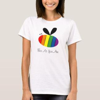 あるように蜂 Tシャツ