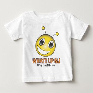 ある何がNJ - BayBeeの上に ベビーTシャツ