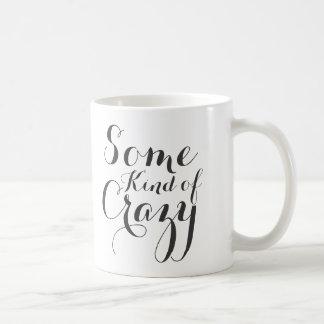 ある種の熱狂する コーヒーマグカップ