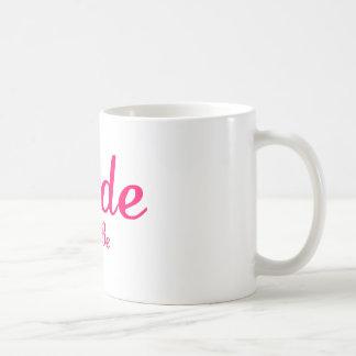 ある花嫁 コーヒーマグカップ
