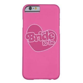 ある花嫁 BARELY THERE iPhone 6 ケース
