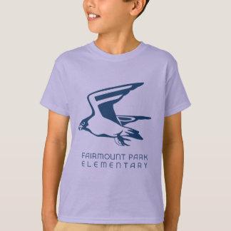ある《鳥》ハヤブサのための幼児のティー Tシャツ